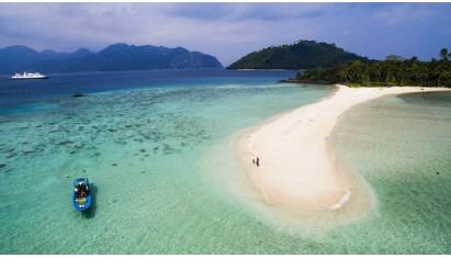 Pulau Tiga (Survivor Island) (Min 2 Pax)