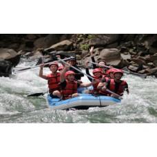 Kiulu River White Water Rafting (Grade I-II)