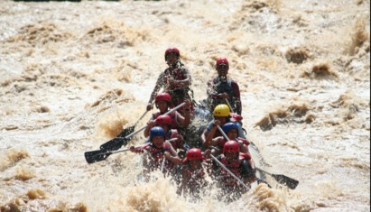 Padas River White Water Rafting (Grade III-IV)