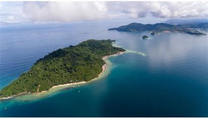 Sepanggar Island Snorkeling (Min 2 Pax)
