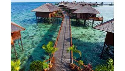 5D4N Mabul Island (Non Diver) (Min 2 Pax)